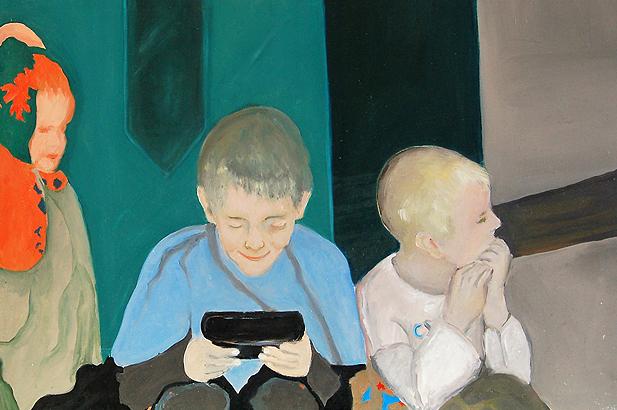 Childs of Grabow   Kunstgemälde 2011-2014