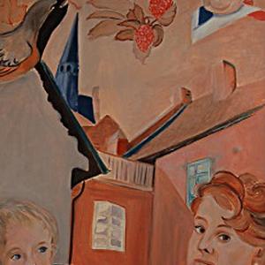 Mindestlohn | Kunstgemälde 2011-2014, 80x120cm
